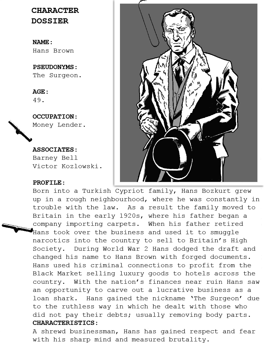 #10 Done Deal Page 8 Dossier